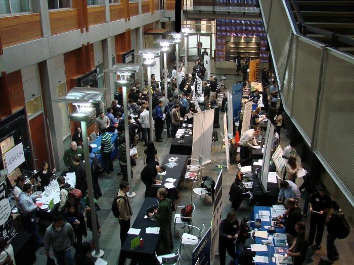CSE Industrial Affiliates Winter Recruiting Fair 01/28/09