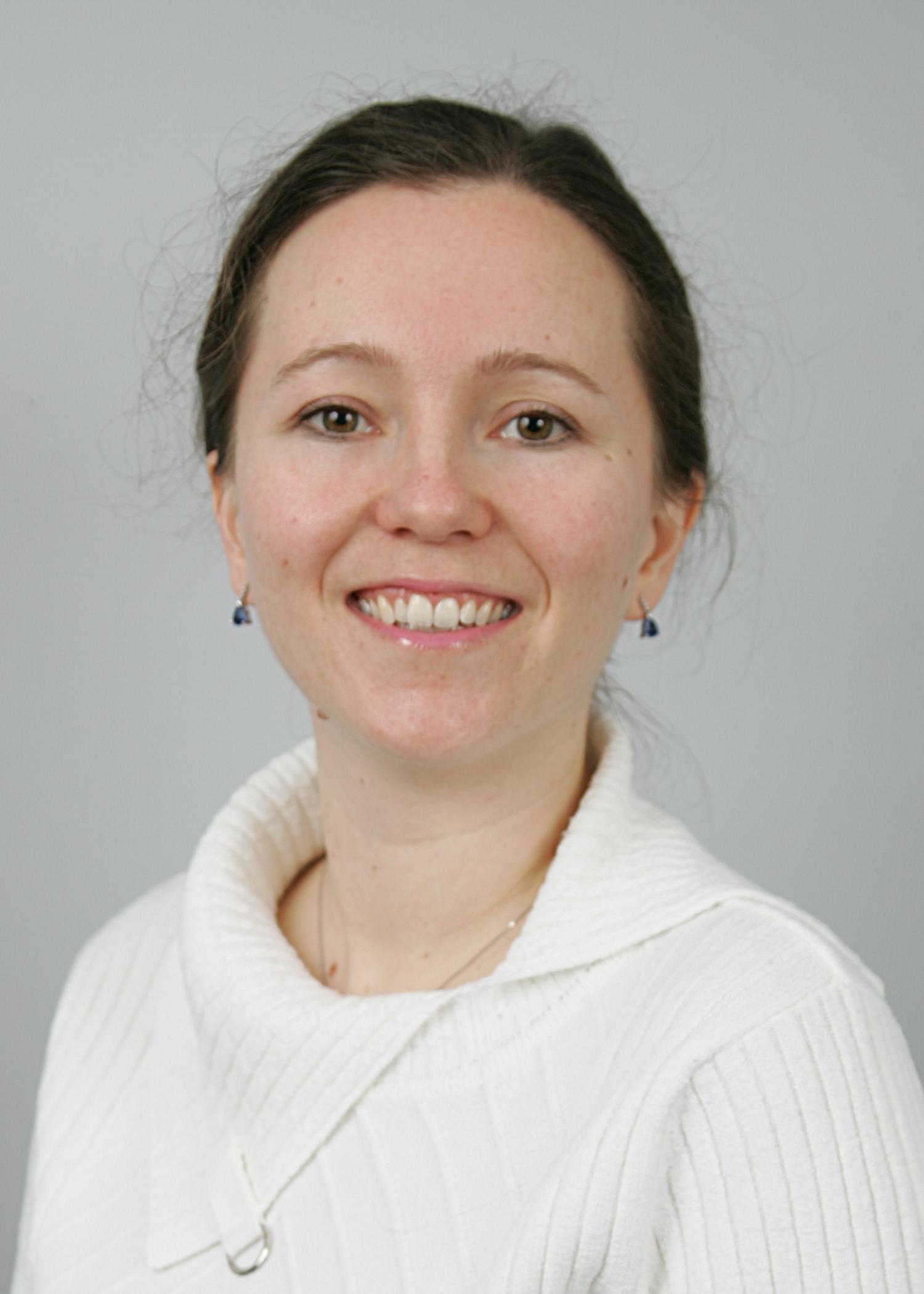 Magda Balzinska