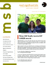 MSB spring 2009 issue