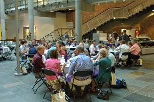 inspirational teachers dinner 2009