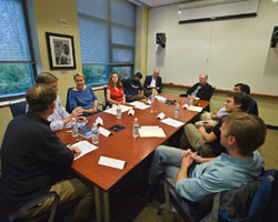 Faculty roundtable
