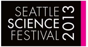 2013 Seattle Science Festival logo