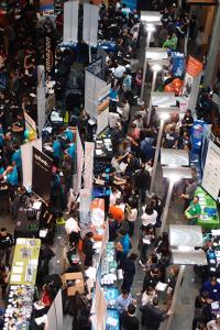 Industry Affiliates winter 2015 recruiting fair