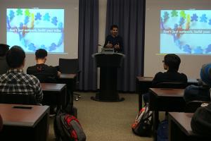 Mohamed El-Zohairy at UW CSE
