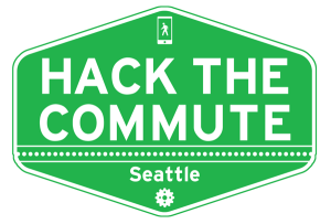 Hack the Commute logo