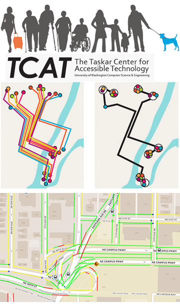 TCAT traveler image and maps