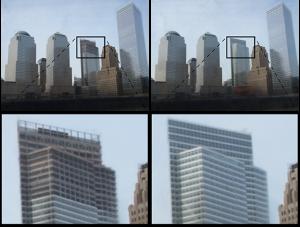 Time-lapse skyscraper images