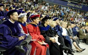 UW CSE graduation