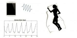 ApneaApp sonar graphic