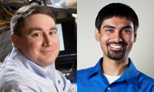 Matt Reynolds and Shwetak Patel