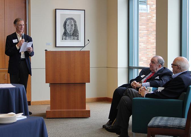 Ed Lazowska tribute to Bill Gates Sr.