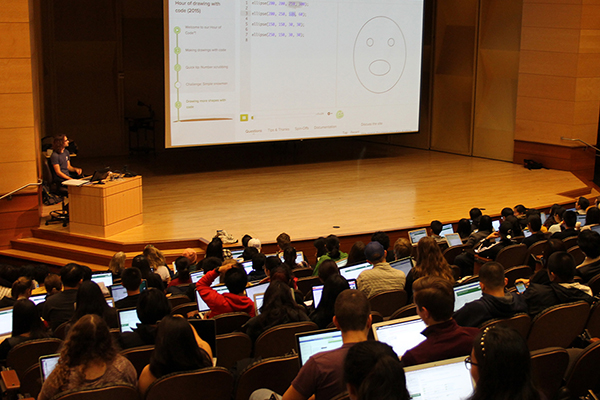 UW CSE Hour of Code