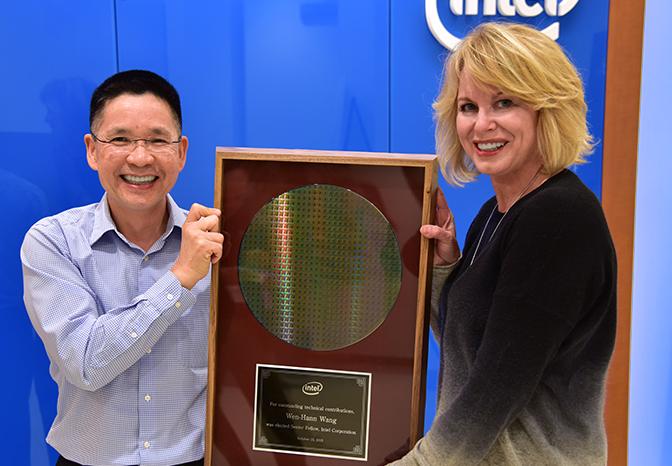 Wen-Hann Wang is named Intel Senior Fellow Emeritus