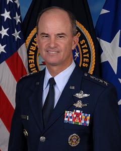 General Kevin Chilton