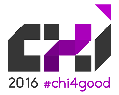 CHI 2016 logo