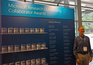Ed Lazowska at the Microsoft Research Faculty Summit