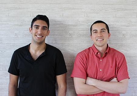 Armon Dadgar and Mitchell Hashimoto