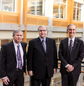 Hank Levy, Paul Allen, and Ed Lazowska