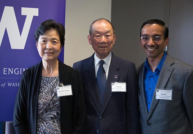 Elizabeth Yun Hwang, Cherng Jia Hwang, and Rajesh Rao