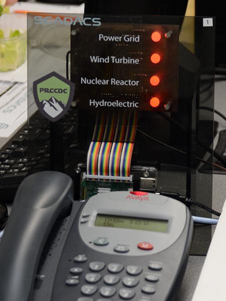 SCADA system setup