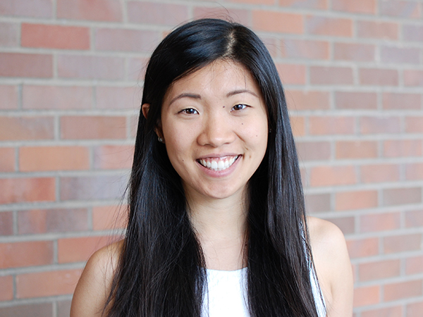 Kaitlyn Zhou, 2018 College of Engineering Dean's Medalist