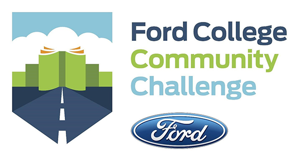Ford College Community Challenge logo