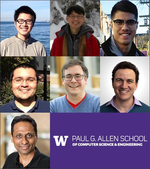 The VTA team: Tianqi Chen, Ziheng Jiang, Thierry Moreau, Luis Vega, Luis Ceze, Carlos Guestrin, Arvind Krishnamurthy