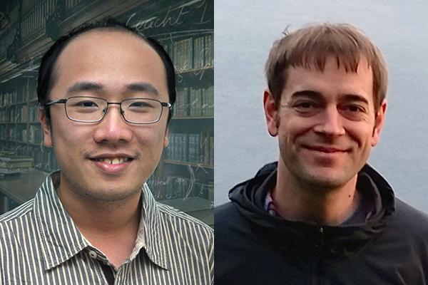 Yin Tat Lee and Thomas Rothvoss