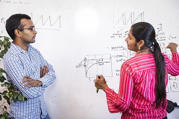 Shyam Gollakota and Rajalakshmi Nandakumar