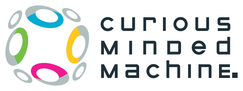 Curious Minded Machine logo