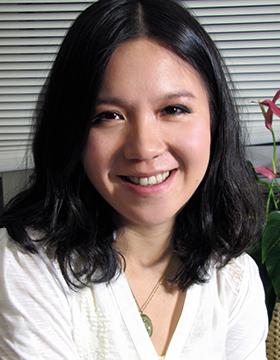 Rachel Lin portrait
