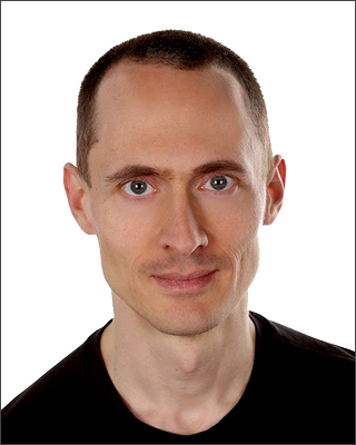 Portrait of Brad Calder