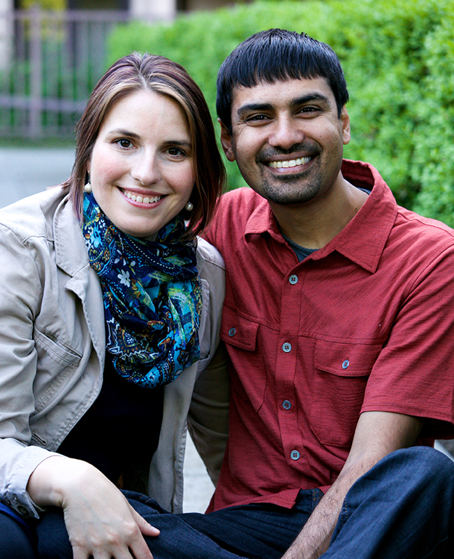 Julie Kientz and Shwetak Patel
