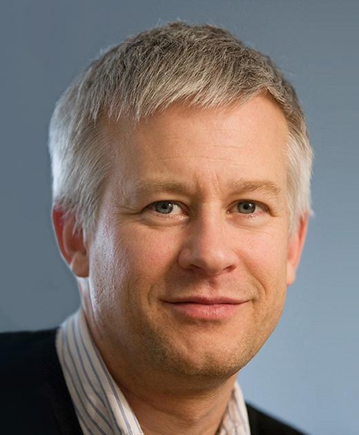 Daniel Weld portrait
