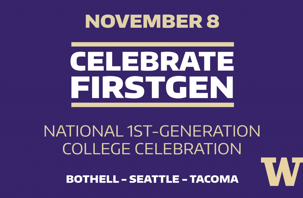 Logo for First Gen Students