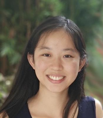 Joy He-Yueya portrait