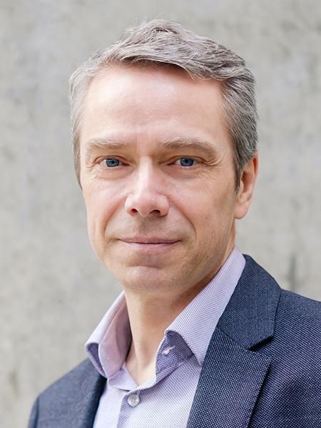 Portrait of Dieter Fox