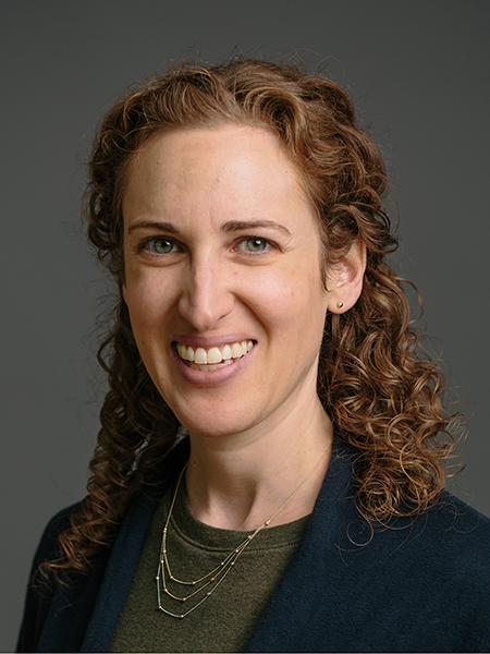 Portrait of Meredith Ringel-Morris