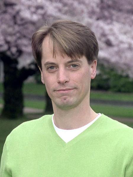 Portrait of Steve Gribble