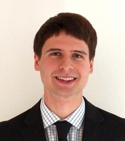 Portrait of Alex Degrave